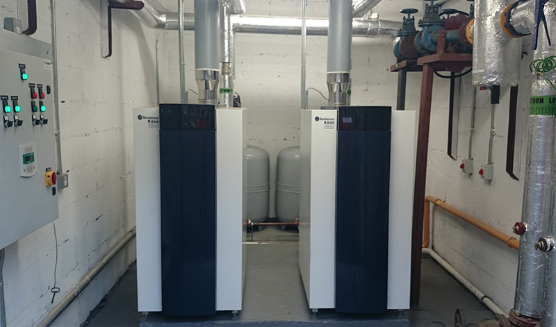 Boiler House Retrofit Project - PowerTherm Solutions